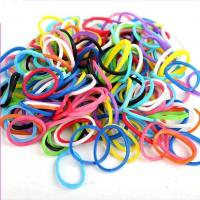 Best Customized Sports Silicone Bracelets Eco - Friendly Rainbow Looms With SGS wholesale