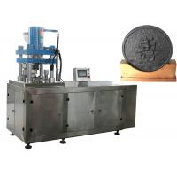 Best Dust - Proof  Hydraulic Tablet Press Machine Reliable Safety Sealing For Granular Raw Materials wholesale