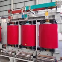 China Electrical Three Phase Dry Type Transformer Insulation Class High 11-0.4kV on sale