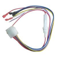 China 20 AWG Male To Female Custom Wiring Harness 6 Pin Connector For Car on sale