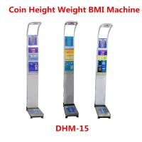 China Body scale load cell Height and weight measurement balance for Medicine pavilion on sale