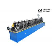 Best Metal C Channel Roll Forming Machine Drywall Steel Material 10~12MPa Hydraulic Pressure wholesale