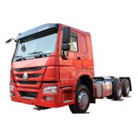 Best 6*4 420HP Prime Mover Truck Heavy Duty Truck With German ZF8098 Steering Gear Box wholesale