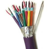 China Size 0.5~1.5sqmm Multi Pair Instrument Cable , Flexible Copper Cable on sale