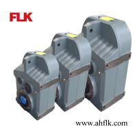 Best Parallel shafts triple reduction gearbox without electric motor wholesale