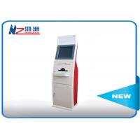 Best 19 inchtouch screen LED free standing kiosk with Windows system wholesale