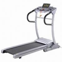 China Treadmill Console Foldable Treadmill with LCD/LED Screen and CE Certified, Suitable for Home Use on sale