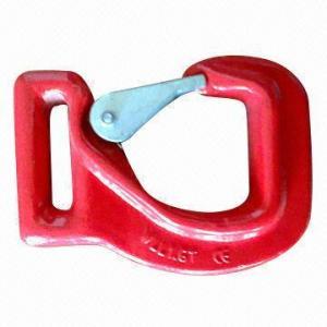 Buy cheap G80 Eye Belt Hook/G80 Hook/G80 Hardware from wholesalers