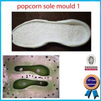 Best Popcorn Material Sports Shoe Sole Mold High Strength Stable Performance wholesale