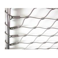 Best Flexible X-tend Ferruled Stainless Steel Wire Rope Mesh For Balcony Balustrade wholesale