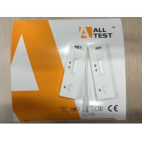 Best Early Detection One Step Urine Pregnancy Test Strip CE / ISO 13485 wholesale