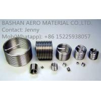 Best ASTM GB JIS wire thread insert stainless steel screw thread coils with superior quality wholesale