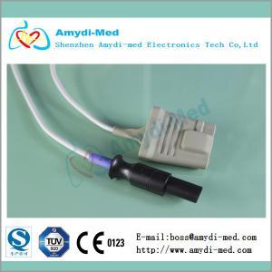 China NOVAMETRIX spo2 sensor,reusable pulse oximeter spo2 probe,Medical TPU with 7pins plug on sale