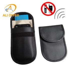 Best 3G 4G Mobile Cellular Phone RF Signal Shielding Blocker Jammer Bag,ID Card Bank Cards Remote Car Keyless Protection Bag wholesale