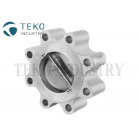 Best Quick Action API 594 Spring Duo Disc Wafer Check Valve wholesale