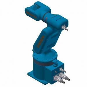 Best Customized Color Industrial Robotic Arm 3kg - 80kg Payload Easy Maintenance wholesale