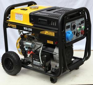 China 98Kg Engine Driven Welding Machine WSI-200 200A Small Inverter Welding Machine on sale