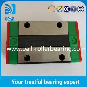 Best Miniature High Speed Linear Slide Bearings Customized Self-Aligning EGH15CA wholesale
