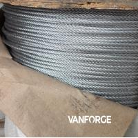Best 1x19 construction AISI 316 marine grade stainless steel wire rope for offshore platform wholesale