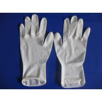 Best 100% latex; Powder free and non-sterile Disposable Latex Glove wholesale