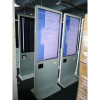 """Buy cheap All In One Pc Lcd Touch Screen Kiosk 43"""" With Thermal Printer / Qr Code Scanner from wholesalers"""
