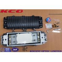 Best PC Material IP65 Fiber Optic Splice Closure KCO-H2295 Inline Type 2 In 2 Out 12fo wholesale