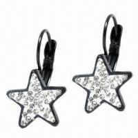 Best Star Earrings, Customized Sizes and Logos Welcomed wholesale