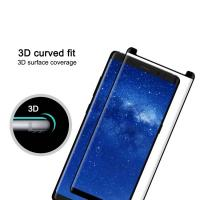 Best Ultra Thin Galaxy NOTE 8 Anti Glare Glass Screen Protector Anti Scratch 99% Transparency wholesale