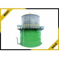 Best Vertical Cylindrical Biogas Digester Equipment , Biogas Storage Cylinders  Customized wholesale