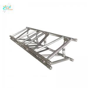 Best Outdoor Event Square 4m Aluminum Folding Lighting Truss wholesale