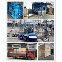 Best Fully Enclosed Type High Vacuum Dehydration Dielectric Oil Purifier Machine 9000LPH wholesale