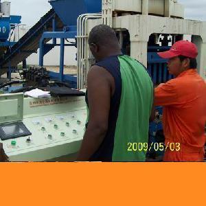 China Brick/ Block Production Line (PJ5-20) on sale