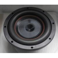 Buy cheap Ultimate performance car subwoofer, 2000W Rms High Power Speaker With CCAW Voice Coil Foam from wholesalers