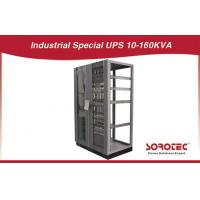 China Single Phase 6KVA Industrial Grade UPS with Steady State Load on sale