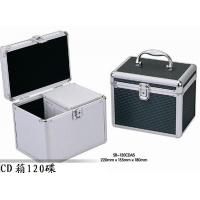 Best Lightweight Silver CD And DVD Storage Cases CD Storage Boxes For Home wholesale