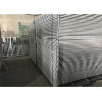 Best 2100mm*2400mm Tubing Temporary Security Fence Panels AS/NZS standard temp fence panels stock for sale wholesale