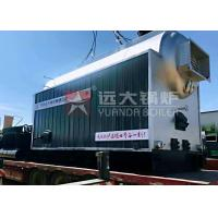 China Horizontal Residential Coal Fired Hot Water Boiler For Heating System ISO9001 on sale