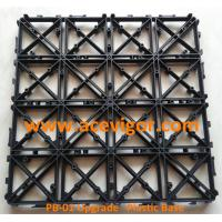 Best PB-01 Upgrade Interlocking Plastic Base for decking tiles wholesale
