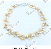 China Fresh Water Pearl Necklace on sale