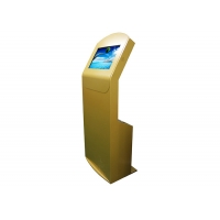 Best 18.5'' 24'' 32'' Interactive Touch Screen Kiosk With RFID Card Reader wholesale