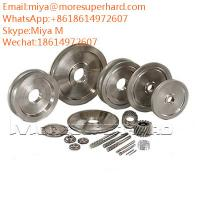 Best Electroplated diamond & CBN grinding wheel for surface grinding miya@moresuperhard.com wholesale