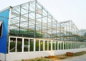 Best Hydroponic Poly Tunnel Light Deprivation Blackout Greenhouse wholesale