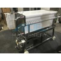 Best Ace SUS 304 Stainless Steel Precise Frame Filter Press wholesale