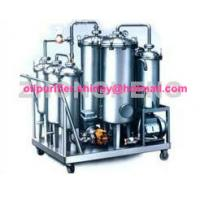 Best Phosphate Ester Fire-Resistant Oil Purifier Waste Oil Recycling Series TYA-I wholesale