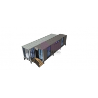 Buy cheap Prebuilt Container Homes Fully Furnished Mobil 40 Feet Shipping Container Home from wholesalers