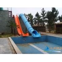 Best 5m Child Fiberglass Family Holiday Resorts Water Slides Equipment for Body wholesale