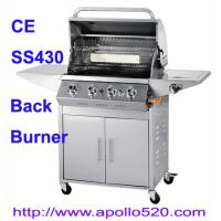 Best Deluxe BBQ Gas Grill with IR back burner wholesale
