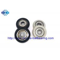 Best Nylon Plastic Embedded 608 608ZZ Carbon Steel Ball Bearing For Guide Pulley wholesale