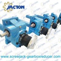 China 2 Ton Acme Screw Jack Lifting Screw Diameter 26MM Lead 5MM Gear Ratio 5:1, 10:1 and 20:1 on sale