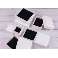 Jewelry Paper Gift Box / Custom Logo Printed Gift Packing Boxes